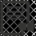 Advertising Megaphone Press Release Icon