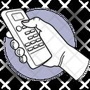 Press Remote Switch Remote Switch Operating Remote Icon