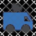 Press Van Broadcast Icon