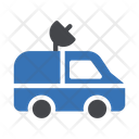 Press Van Icon