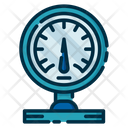 Pressure Air Pressure Pressure Gauge Icon