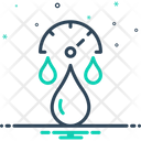Pressure Blood Gauge Icon