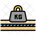 Pressure Meter Pounding Icon