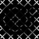 Pressure Checker Icon