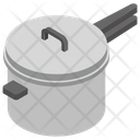 Pressure Cooker Cooker Weight Coker Icon