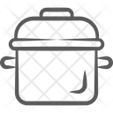 Pressure Cooker Cooker Cooking Pot Icon