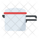 Pressure Cooker Cooking Icon