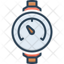 Pressure Meter Icon