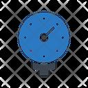 Meter Gauge Pressure Icon