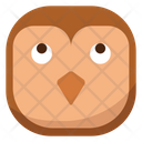 Pretend Owl Icon