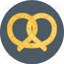 Pretzel Sweet Dessert Icon