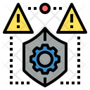 Prrevention Risk Danger Icon