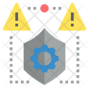 Prevention Risk Danger Icon