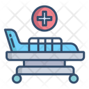 Prevention Hospital Bed Bed Icon