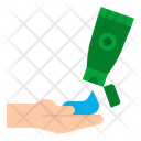 Prevention Hand Gel Icon