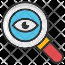 Preview Survey Investigation Icon