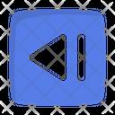 Previous User Interface Ui Icon