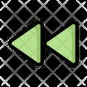 Prev Arrow Previous Icon