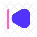 Play Previous Skip Icon