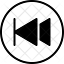 Previous Past Arrow Icon