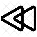 Arrow Left Previous Icon Icon