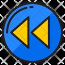 Previous Arrow Direction Icon