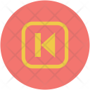 Previous Music Player Icon