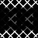 Backward Fast Previous Icon