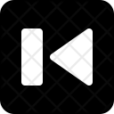Previous Button Video Icon