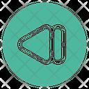 Previous Button Music Icon