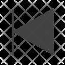 Previous Track Button Icon