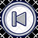 Previous Button Previous Arrow Icon