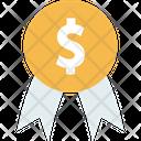 Award Price Money Reward Icon