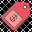 Price Tag Label Icon