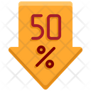 Price Offer Sale Icon