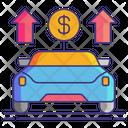Price Bump Icon