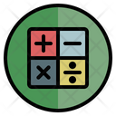 Calculate Pricing Discount Icon