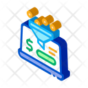 Computer Account Replenishment Icon