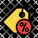 Price Label Tag Icon