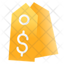 Price Tag Shopping Label Icon