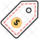Coupon Price Tag Icon