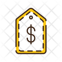Price Tag Tag Price Label Icon