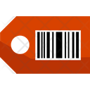 Barcode Tag Price Tag Barcode Icon