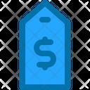 Tag Money Marketing Icon