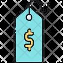 Mprice Tag Icon