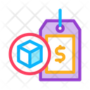 Package Price Tag Icon