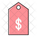 Price Tag Label Icon