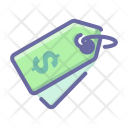 Tag Price Dollar Icon