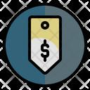 Dollar Price Pricing Icon
