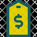 Price Money Dollar Icon